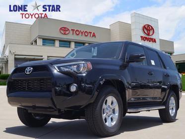 2018 Toyota 4Runner SR5 SUV Lewisville TX