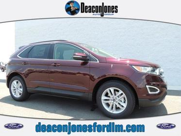 2018 Ford Edge SEL FWD Goldsboro NC