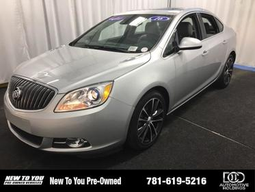2016 Buick Verano 4DR SDN SPORT TOURING Norwood MA