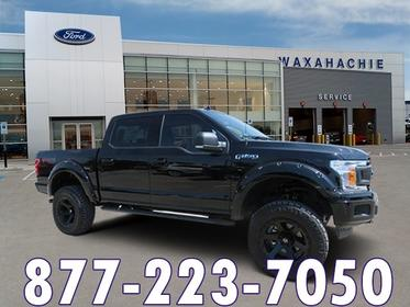 2018 Ford F-150 XLT 4WD SUPERCREW 5.5' BOX Crew Pickup Waxahachie TX