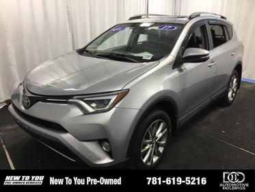 2017 Toyota RAV4 LIMITED AWD Norwood MA