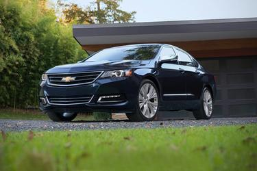 Black 2019 Chevrolet Impala LT 4dr Car Wake Forest NC