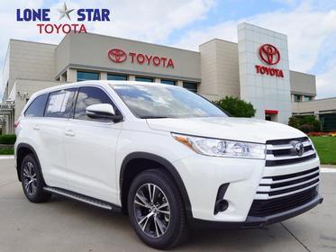 2018 Toyota Highlander LE Sport Utility Lewisville TX