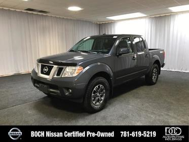 2014 Nissan Frontier PRO-4X Short Bed Norwood MA