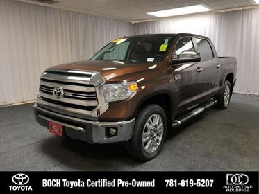 2016 Toyota Tundra 4WD CREWMAX 5.7L V8 6-SPD AT 1794 Norwood MA