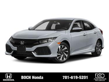 2018 Honda Civic Hatchback LX CVT Norwood MA