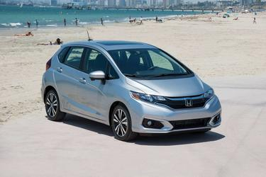 2019 Honda Fit LX Hatchback Slide