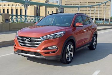 2018 Hyundai Tucson SEL PLUS AWD