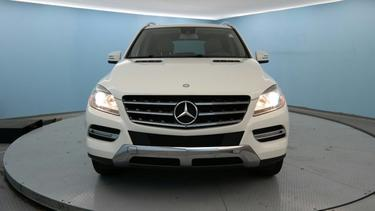 2012 Mercedes-Benz M-Class ML 350 Sport Utility Apex NC