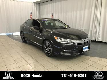 2017 Honda Accord SPORT CVT Norwood MA