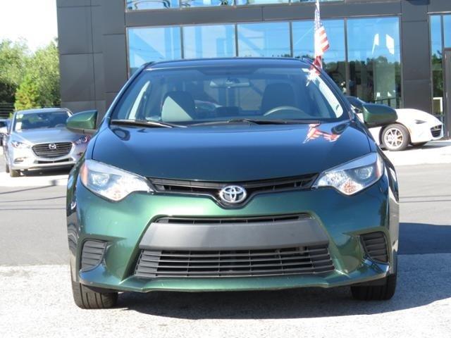 2014 Toyota Corolla S Slide