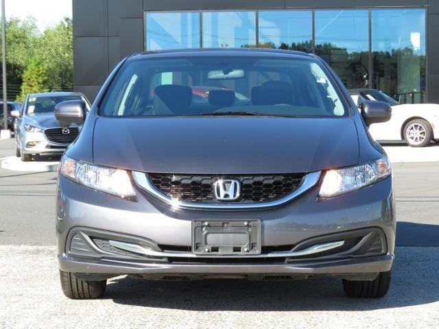 2015 Honda Civic Sedan EX Slide