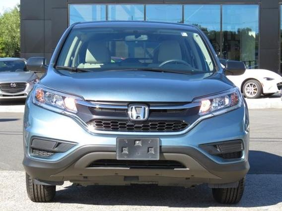 2015 Honda CR-V LX Slide 0