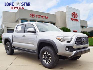 2018 Toyota Tacoma TRD OFF ROAD Short Bed Lewisville TX