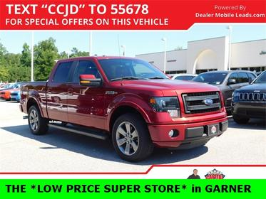2014 Ford F-150 FX2 4D SUPERCREW Garner NC