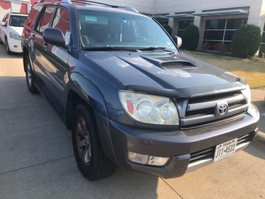 2004 Toyota 4Runner SR5 SPORT Sport Utility Lewisville TX
