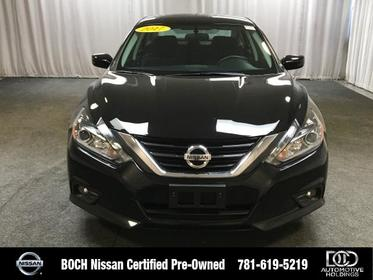 2017 Nissan Altima 2017.5 2.5 SR SEDAN Norwood MA
