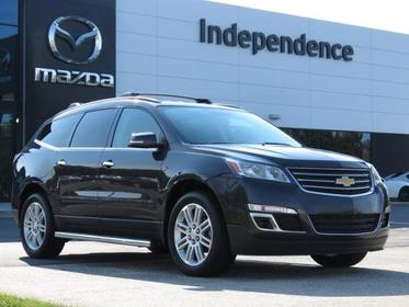2015 Chevrolet Traverse LT Slide