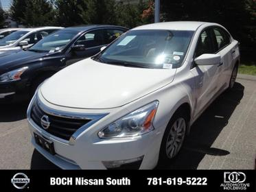 2015 Nissan Altima 2.5 S 4dr Car North Attleboro MA
