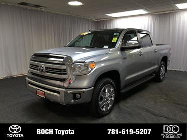 2015 Toyota Tundra 4WD CREWMAX 5.7L V8 6-SPD AT 1794 Norwood MA
