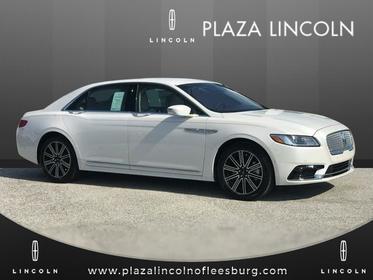 2018 Lincoln Continental RESERVE Leesburg Florida