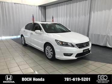 2013 Honda Accord 4DR I4 CVT EX-L PZEV Norwood MA