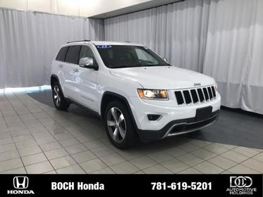2015 Jeep Grand Cherokee 4WD 4DR LIMITED Norwood MA
