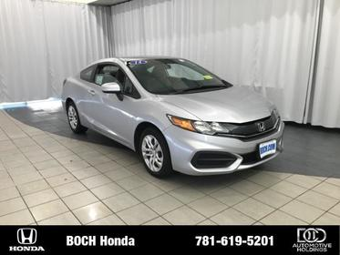 2014 Honda Civic 2DR CVT LX Norwood MA