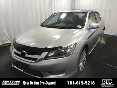 2014 Honda Accord 4DR I4 CVT EX-L Norwood MA
