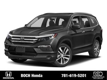 2018 Honda Pilot TOURING AWD Norwood MA
