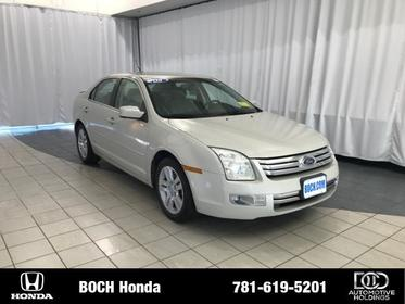 2008 Ford Fusion 4DR SDN V6 SEL FWD Norwood MA