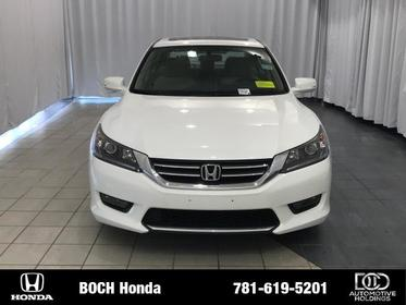 2015 Honda Accord 4DR I4 CVT EX Norwood MA