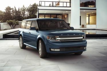 2017 Ford Flex LIMITED ECOBOOST Sport Utility