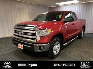 2016 Toyota Tundra 4WD DOUBLE CAB 5.7L V8 6-SPD AT SR5 Norwood MA