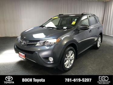 2015 Toyota RAV4 AWD 4DR LIMITED Norwood MA