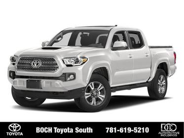 2018 Toyota Tacoma TRD SPORT DOUBLE CAB 6' BED V6 4X4 Crew Cab Pickup