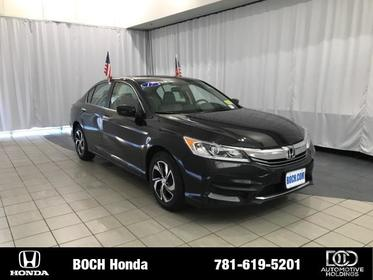 2017 Honda Accord LX CVT Norwood MA