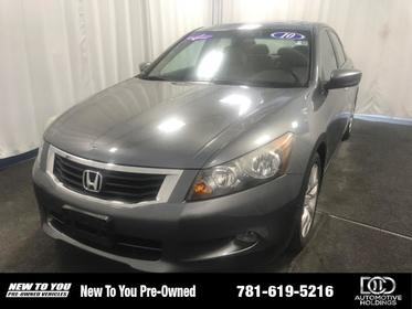 2010 Honda Accord 4DR V6 AUTO EX-L Norwood MA