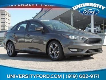 2016 Ford Focus SE 4dr Car Durham NC