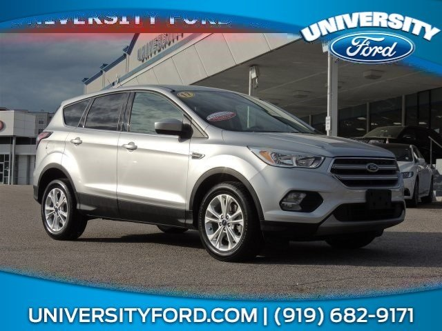 2017 Ford Escape SE Sport Utility Chapel Hill NC