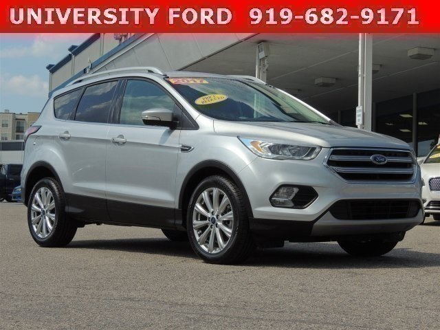 2017 Ford Escape TITANIUM Sport Utility Chapel Hill NC