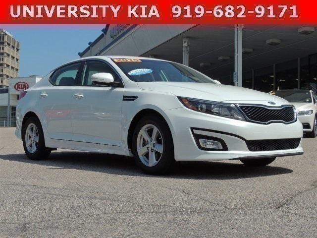 2015 Kia Optima LX 4dr Car Raleigh NC