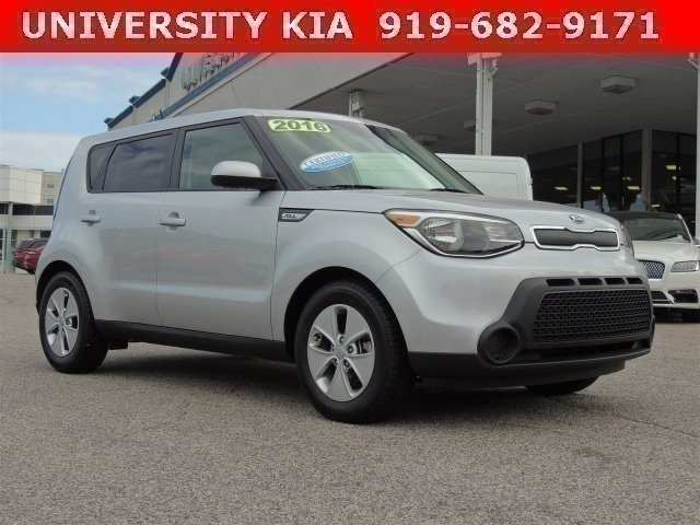 2016 Kia Soul BASE Hatchback Cary NC
