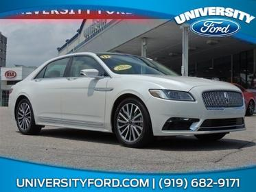 2017 Lincoln Continental SELECT 4dr Car Greensboro NC