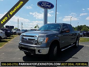 2013 Ford F-150 XLT 4D SuperCrew Lexington NC