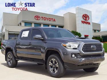 2018 Toyota Tacoma TRD SPORT Short Bed Lewisville TX
