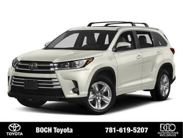 2018 Toyota Highlander LIMITED V6 AWD Norwood MA