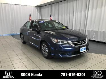 2015 Honda Accord 4DR I4 CVT LX Norwood MA