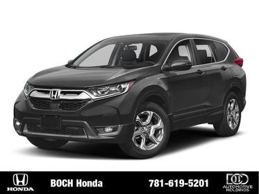 2018 Honda CR-V EX-L AWD W/NAVI Norwood MA