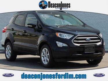 2018 Ford EcoSport SE FWD  NC